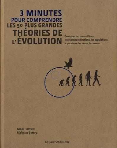 3 minutes pour comprendre les 50 plus grandes théories de l'évolution