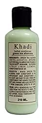 Khadi Herbal Green Tea Aloevera Conditioner 210ml