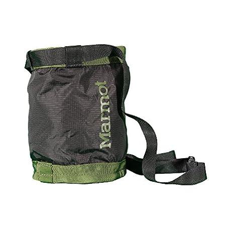Marmot Rock Chalk Bag Accessory Case One Size Slate Grey Stone Green