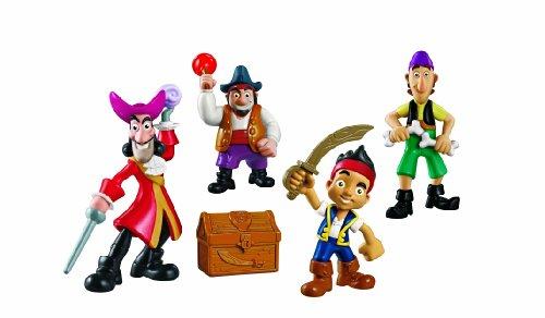 De Mattel. Jake y los piratas - Pandilla de piratas, playset X5182