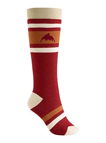 Burton Damen Weekend Socks 2 Pack Snowboard, Sparrow, S/M | 09009520747397
