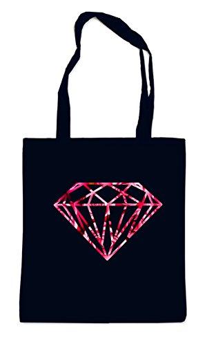 Diamond Roses Sac Noir