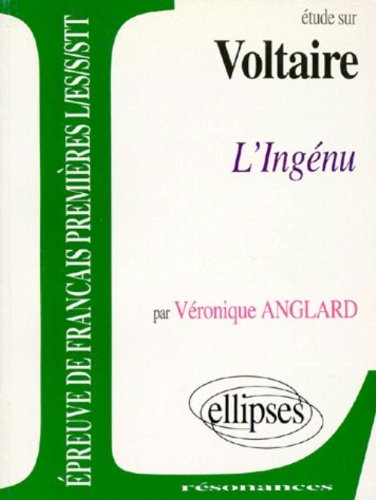 Voltaire, L'Ingnu
