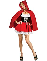 "Rubies - Kostüm Rotkäppchen ""Red Riding Hood"" (Damenkostüm)"