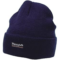 MFH Watch Cap Thinsulate Blue