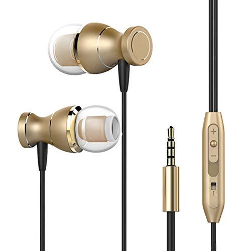 c173658fda909 PTron Magg - Auriculares in-Ear magnéticos con micrófono de Cancelación de  Ruido para Todos