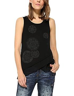 Desigual TS_AGU, T-Shirt Donna