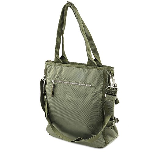 George Gina & Lucy Magic Maki Borsa tote Shopper 34 cm Verde