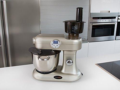Cecomixer Pantalla LCD. Robot de Cocinaprogramable 24horas.