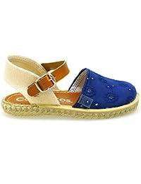 Conguitos Zapatos Niña Lonas Fv1 21536 Azul