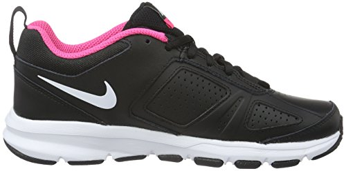 Nike Damen Wmns T-Lite Xi Gymnastikschuhe Schwarz (Black/White-Hyper Pink-Hyper Pink)