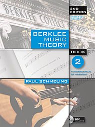 Paul Schmeling: Berklee Music Theory Buch 2, 2nd Edition