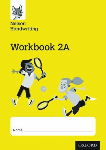 Nelson Handwriting: Year 2/Primary 3: Workbook 2A (pack of 10)