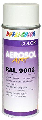 Preisvergleich Produktbild Dupli Color 722684 Aerosol Art RAL 9002 glänzend 400 ml