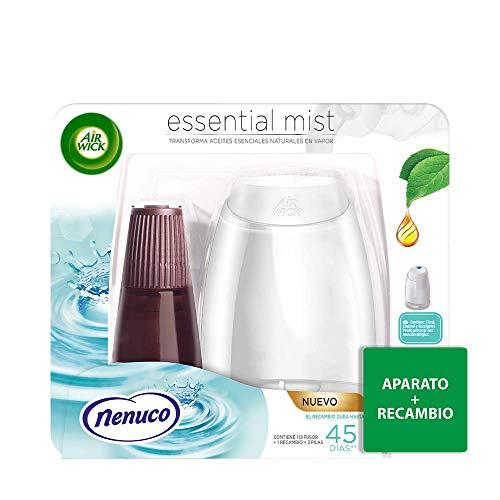 Air Wick Ambientador Essential Mist Completo Nenuco