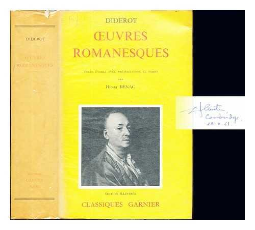 Oeuvres romanesques / Diderot
