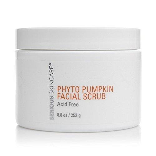 Serious Skincare Super Size Phyto Pumpkin Facial Scrub 8.8 oz