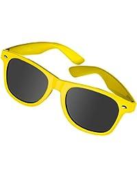 """Sonnenbrille im """"Nerdlook"""" - UV 400 zertifiziert - Hochwertiger Kunststoffrahmen von presents & more"""