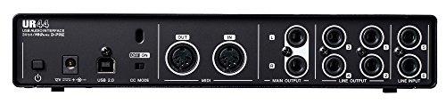 Steinberg UR44 Audio Interface (4x XLR/6,35mm, USB 2.0) -