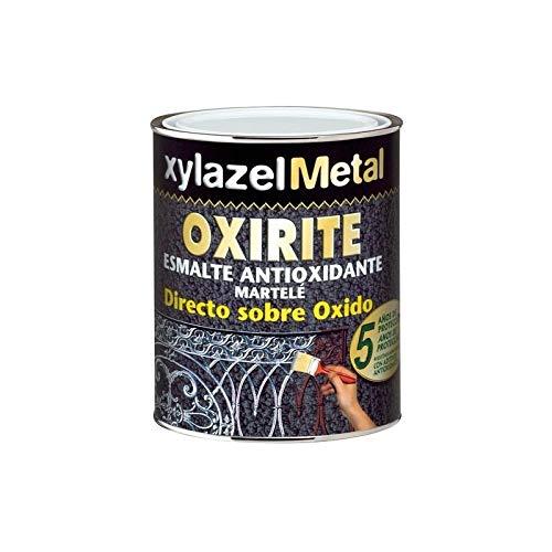 Xylazel oxirite - Esmalte metal martele 250ml cobre