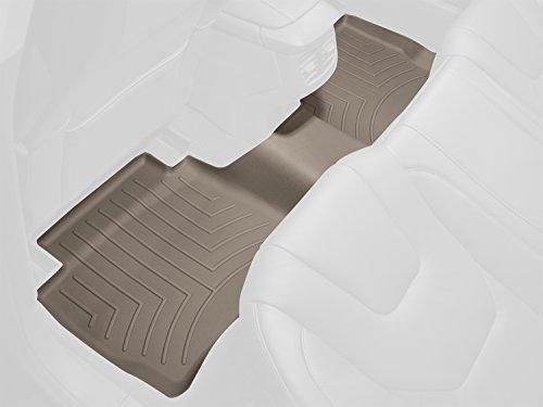 WEATHERTECH Fußmatten 450661 MAZDA3, Hellbraun Weathertech Fußmatten Mazda3