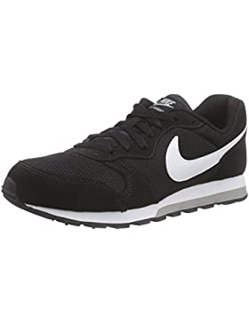 Nike MD Runner 2 (GS) Zapatillas de Running, Niños