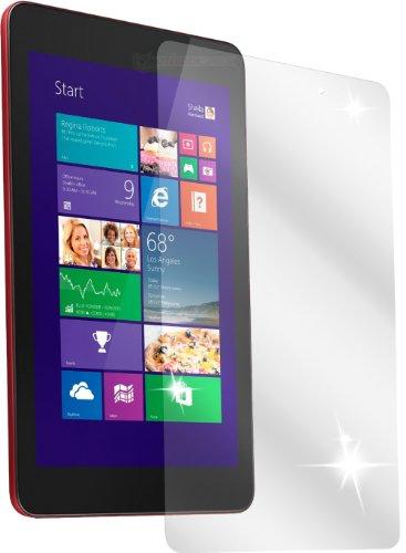 dipos I 3x Schutzfolie klar passend für Dell Venue 8 Pro Folie Bildschirmschutzfolie