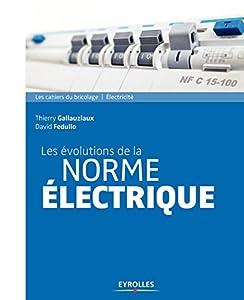"""Afficher """"Les évolutions de la norme électrique"""""""