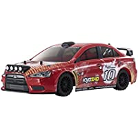 Price comparsion for 1/10 EP 4WD rally car FAZER VE-X Lancer Evolution X KX4 Ready Set 30919T2
