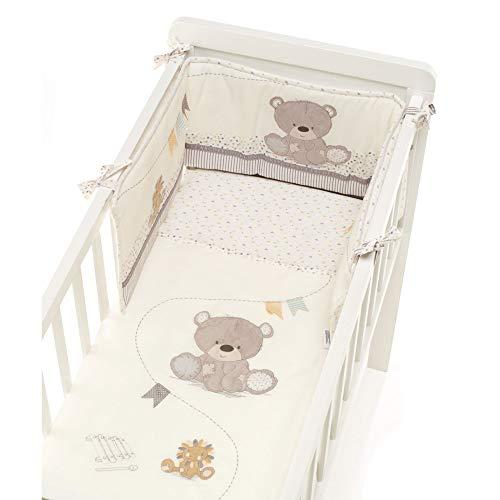 Mothercare Teddys Spielzeugkiste, für Kinderbetten