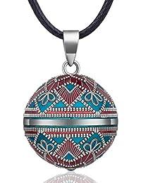 78049e2d7ef5 Eudora Harmony Ball Vintage Bisuteria Collares de Mujer