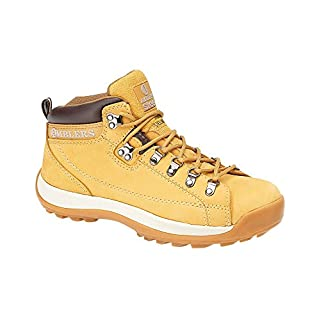 Amblers Safety FS122 Safety Boot Honey Size 10