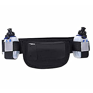 41G5YAbv9GL. SS300  - FEISAN Mountaineering Waist Pack, sports outdoor bag close pockets