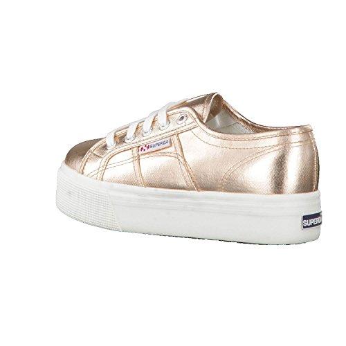 Sneakers 2790 Bassi Rosa Superga Femme Cotmetw Oro q4UnTF