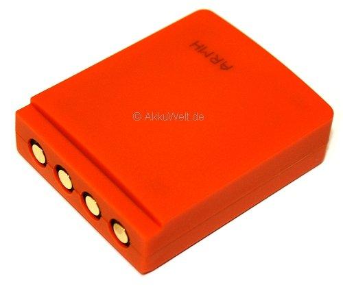 Batterie de rechange radiomatic fUB06N bA223 bA223030 de grue hBC bA223000 2100mAh 3,6 v