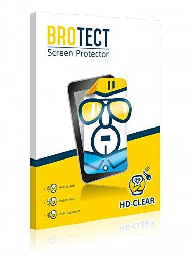 2x BROTECT Protector Pantalla Garmin Edge 1030 Película Protectora – Transparente, Anti-Huellas