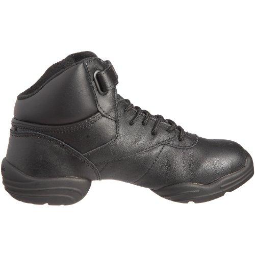 Capezio Capezio Dan, Chaussures danse mixte adulte Noir (Black)