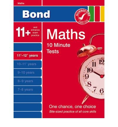 [ BOND 10 MINUTE TESTS ENGLISH 11-12+ YEARS BY LINDSAY, SARAH](AUTHOR)PAMPHLET