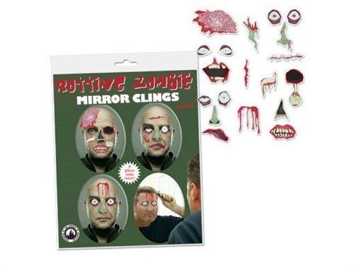 Preis am Stiel® Halloween Spiegel Sticker