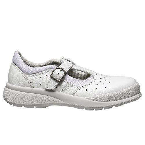 BATNO Chaussure de Sécurité S1 Blanc