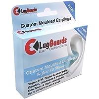 LugGuards geformte Ohrstöpsel 3 Paar mit gratis Gehäuse, Aufbewahrungstasche und Spatel preisvergleich bei billige-tabletten.eu