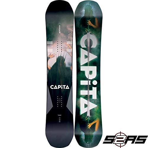 CAPITA DEFENDERS OF AWESOME WIDE V2 18/19 Allmountain Freestyle Snowboard 701808(158 Wide) -