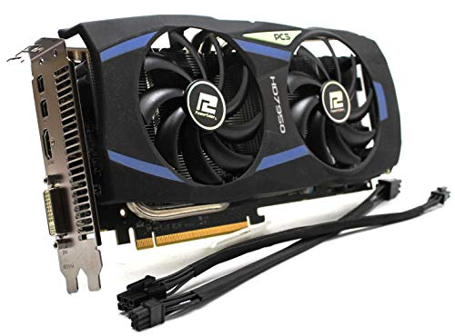 PowerColor AMD Radeon HD 7950 3 GB PCI-E für Apple Mac Pro 1.1-5.1 - Powercolor Radeon Hd Pcs