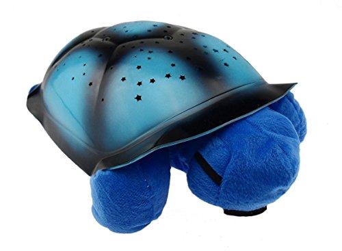 Maskottchen Turtle (Twilight Turtle Sternenlicht Elefant LED zauberhafter Sternenhimmel-Projektor Nachtlicht Lampe Einschlafhilfe für Baby/Kinder/Erwachsene - superschönes Geschenk)