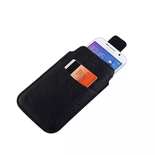 3 in 1 PU Leder Gürtelclip Tasche Handyhülle Armtasche für Samsung Galaxy Note 9 / S7 Plus/LG G7 ThinQ/LG Stylo 4 / LG V35 ThinQ/Motorola Moto G6 Plus / Z3 Play / E5 Plus - Att Handys Unlocked