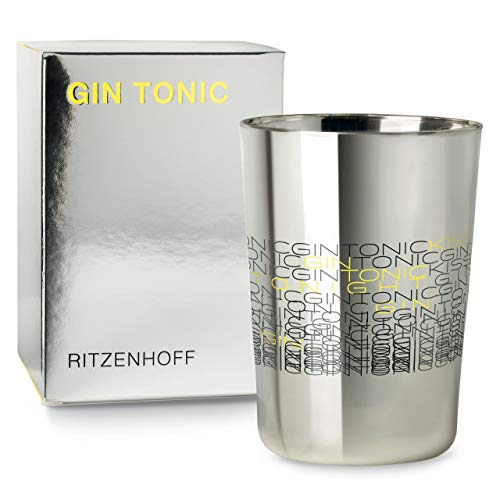 RITZENHOFF Next Gin Ginglas von Petra Mohr, aus Kristallglas, 250 ml
