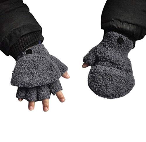 Fäustlinge Handschuhe Fingerlos Fausthandschuhe Kleinkind Warm Outdoor Schnee -
