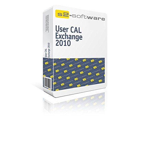 Microsoft® Exchange Server 2010 User CAL Geprüft für MS Audit. Lizenzübertragung durch S2 Software GmbH Deutschland