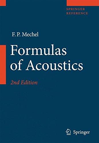 Formulas of Acoustics, CD-ROM