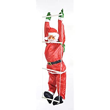 Climbing Santa Rope Ladder 2 Sizes 1 2m 4ft Outdoor